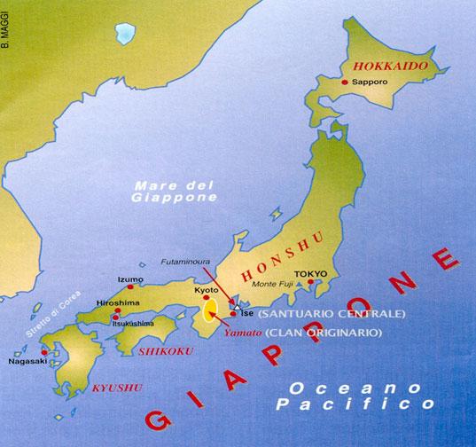 Cina E Giappone Cartina Geografica.Cartina Muta Cina E Giappone